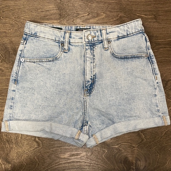 Wild Fable Highest Rise Jean Shorts